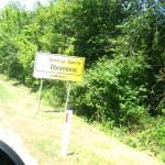 Улазак на подручје Општине Обреновац
